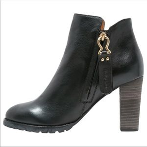 See by Chloé Jemmy Heeled Ankle Boots Booties
